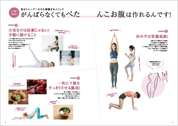 InRed特別編集 下腹が凹む!