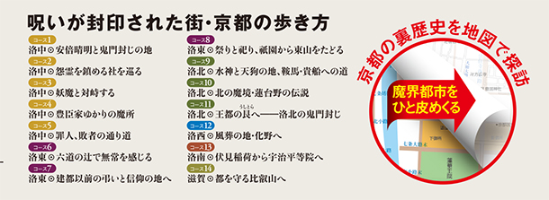 カラー版 重ね地図で読み解く京都の「魔界」