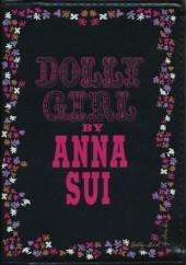 DOLLY GIRL BY ANNA SUI手帳 2013