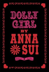 DOLLY GIRL BY ANNA SUI 手帳 2015