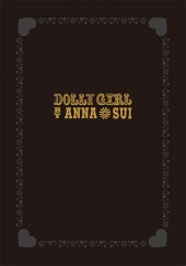 DOLLY GIRL BY ANNA SUI DIARY 2015 BUSINESS