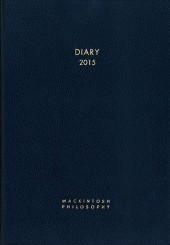 MACKINTOSH PHILOSOPHY DIARY 2015 BUSINESS