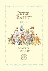 PETER RABBIT(TM) 手帳 2016