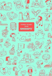 FAMILY DIARY 2016 SNOOPY(TM)