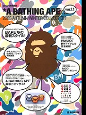 *A BATHING APE(R) 2005 AUTUMN / WINTER COLLECTION ver1.1