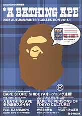 *A BATHING APE(R) 2007 AUTUMN / WINTER COLLECTION ver1.1