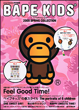 BAPE KIDS(R) by *a bathing ape(R) 2009 SPRING COLLECTION