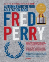 FRED PERRY AUTUMN&WINTER 2010 COLLECTION BOOK