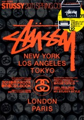 STUSSY 2011 SPRING COLLECTION