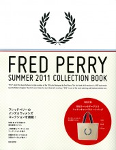 FRED PERRY SUMMER 2011 COLLECTION BOOK