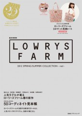 LOWRYS FARM 2012 SPRING/SUMMER COLLECTION -red-