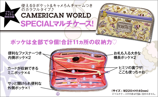 "HbG(R) 2012 AUTUMN / WINTER ""CAMERICAN WORLD"""