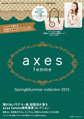 axes femme Spring & Summer collection 2013