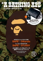 *A BATHING APE(R) 2013 AUTUMN / WINTER COLLECTION