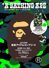 *A BATHING APE(R) 2014 AUTUMN / WINTER COLLECTION
