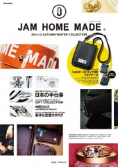 JAM HOME MADE(R) 2014-15 AUTUMN / WINTER COLLECTION