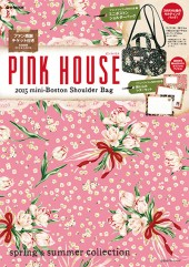 PINK HOUSE 2015 mini-Boston Shoulder Bag