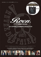Roen(R) produced by HIROMU TAKAHARA 2015 SPRING & SUMMER COLLECTION