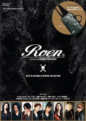 Roen(R) produced by HIROMU TAKAHARA 2015-16 AUTUMN & WINTER COLLECTION