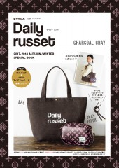 Daily russet CHARCOAL GRAY