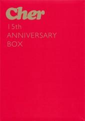 Cher 15th ANNIVERSARY BOX