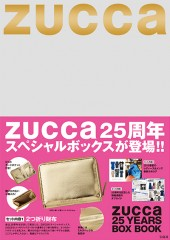 ZUCCa 25 YEARS BOX BOOK