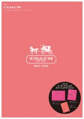 COACH 2013 SPRING / SUMMER COLLECTION -PINK-