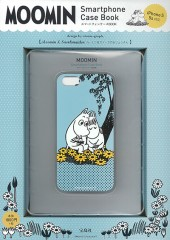 MOOMIN スマートフォンケースBOOK design by otome-graph.