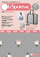 LESPORTSAC 2015 SPRING / SUMMER Style 2 フロステッド ローズ