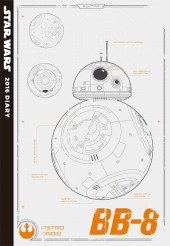 STAR WARS(TM) 2016 DIARY