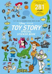 Disney・PIXAR TOY STORY SPECIAL STICKER BOOK