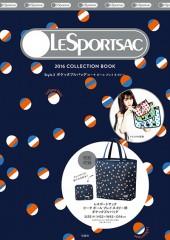 LESPORTSAC 2016 COLLECTION BOOK Style 2 ポケッタブルバッグ(ビーチ ボール プレイ ネイビー)