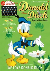 Disney Donald Duck Special Fan Book