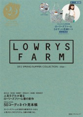 LOWRYS FARM 2012 SPRING/SUMMER COLLECTION -blue-