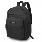 mini特別編集 MILKFED. SPECIAL BOOK Big Pocket Backpack #BLACK