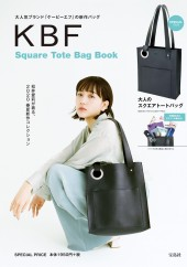 KBF Square Tote Bag Book