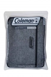 Coleman BRAND BOOK #03 GRAY ver. special package