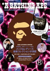 *A BATHING APE(R) 2020 AUTUMN/WINTER COLLECTION