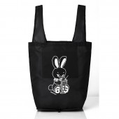 HONESTBOY(R) SHOPPING BAG BOOK BLACK