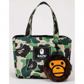 BAPE KIDS(R) by *a bathing ape(R) 2021 SPRING/SUMMER COLLECTION ショッピングバッグ&MILO(R)型エコバッグBOOK