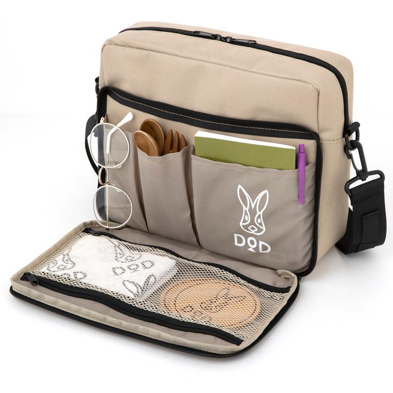DOD TRANSFORM SHOULDER BAG BOOK 付録のショルダーバッグ