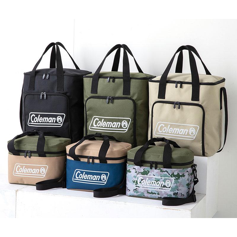 コールマンブランドブック第6弾は大容量サイズの保冷保温バッグが付録