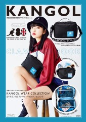 KANGOL CLAM BAG BOOK