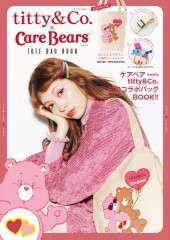 titty&Co.×Care Bears(TM) TOTE BAG BOOK