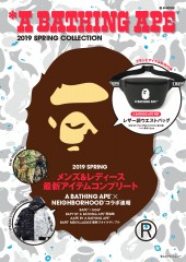 *A BATHING APE(R) 2019 SPRING COLLECTION