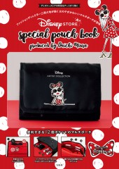 Disney STORE special pouch book produced by Daichi Miura