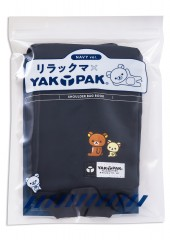 リラックマ×YAK PAK(R)  SHOULDER BAG BOOK NAVY ver.