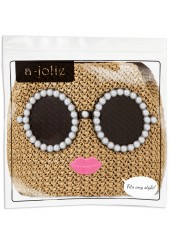 a-jolie PEARL BASKET BAG BOOK