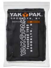 YAK PAK BACKPACK BOOK BLACK POUCH ver.