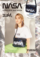 NASA SHOULDER BAG BOOK presented by X-girl